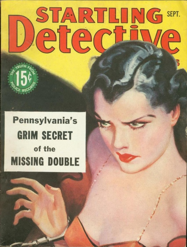Startling Detective Adventures September 1936