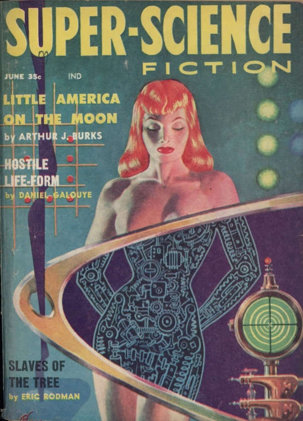 Super-Science Fiction June 1948
