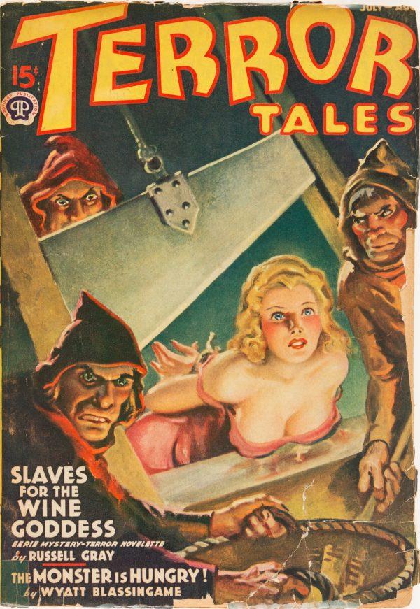 Terror Tales - July 1939