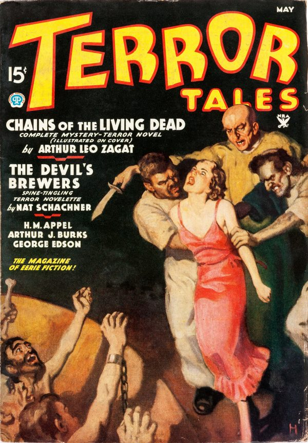 Terror Tales - May 1935
