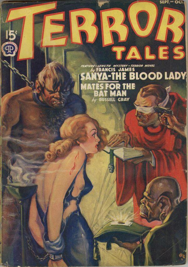 Terror Tales Sept-Oct 1939