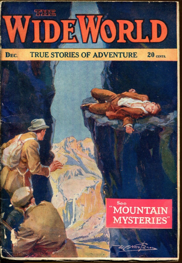 The Wild World December, 1921
