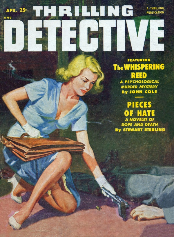Thrilling Detective April 1952