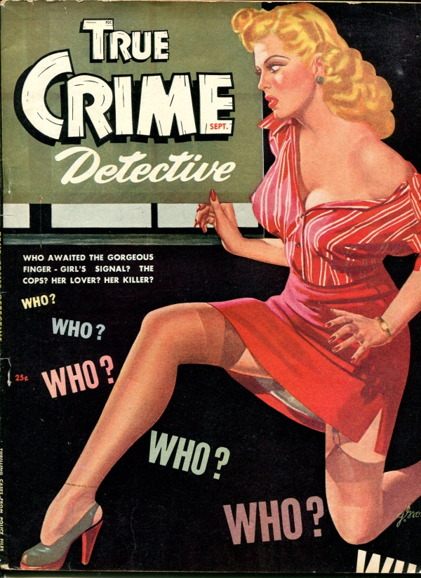 True Crime Detective April 1947