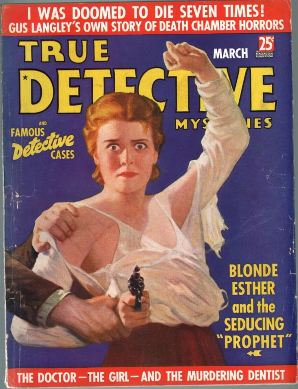 True Detective Mysteries March 1937