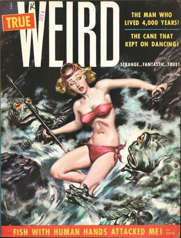 True Weird 11 1955-1st issue
