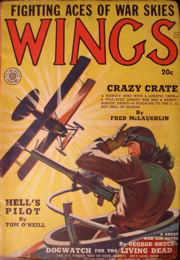 Wings Fall 1938
