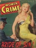 Women In Crime January 1949 thumbnail