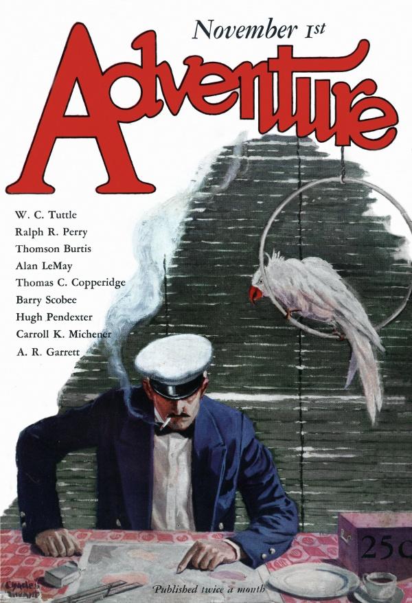 Adventure November 1927