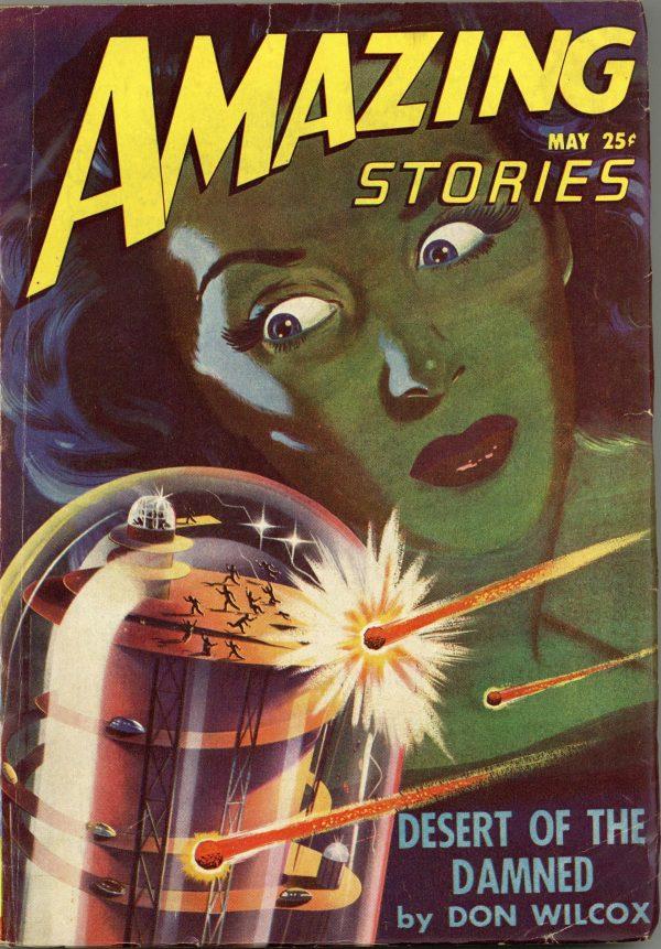 Amazing Stories Magazine May 1947
