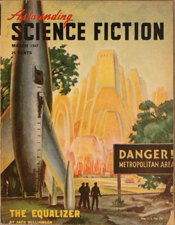 Astounding Science Fiction March 1947