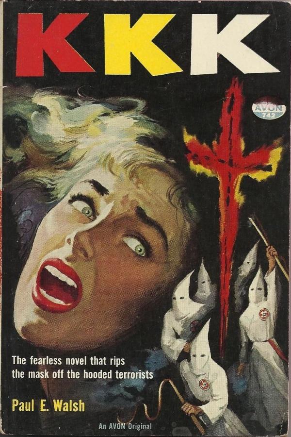Avon Books #742 1956