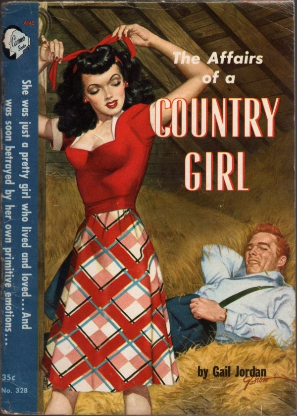 Cameo Books 328 - 1952