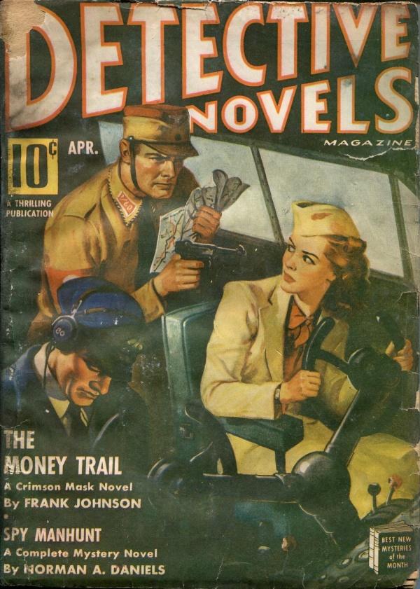 Detective Novels April 1942