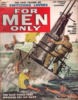 For Men Only Magazine January 1958 thumbnail