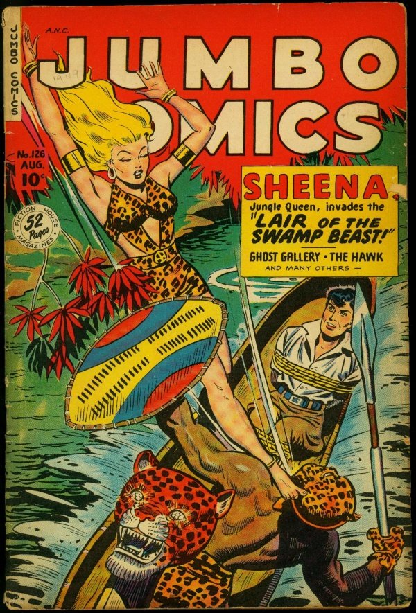 Jumbo Issue126 Year1949