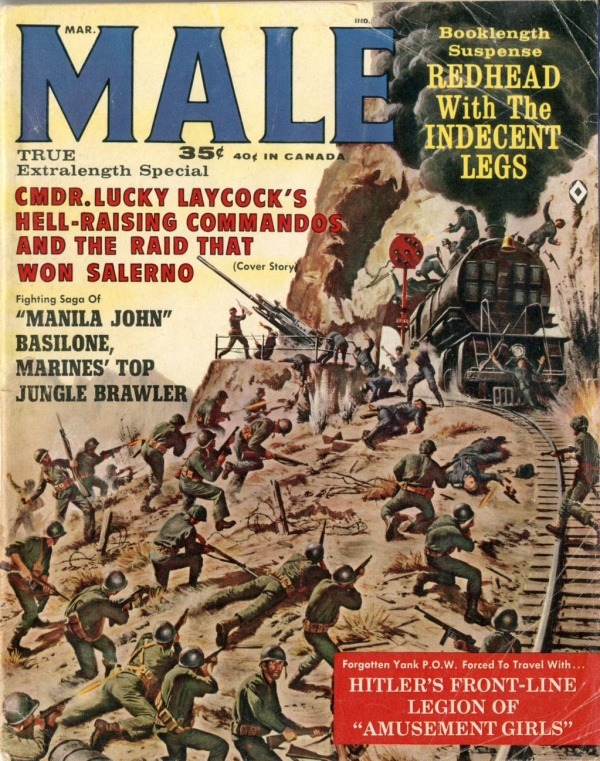Male  March 1963