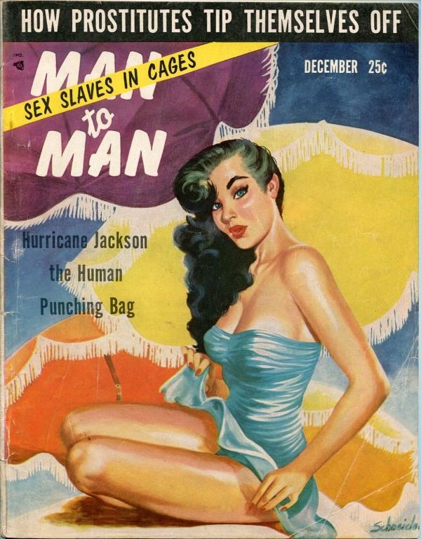 Man to Man December 1955