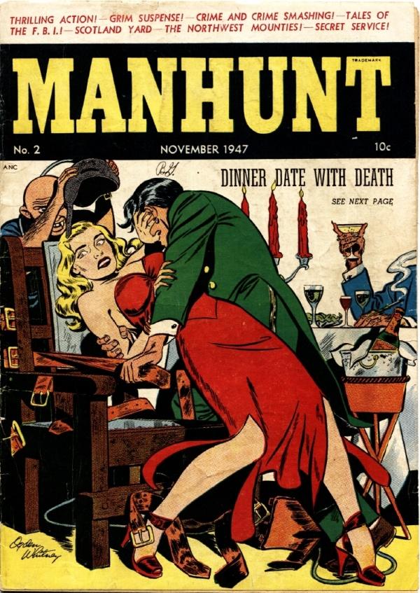 Manhunt November 1947