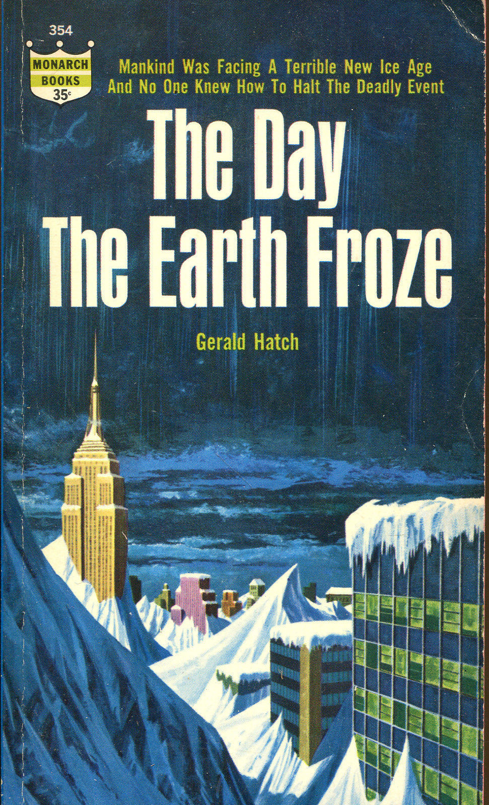 Image result for the day the earth froze covers
