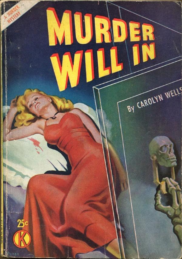 Murder Will In 1944