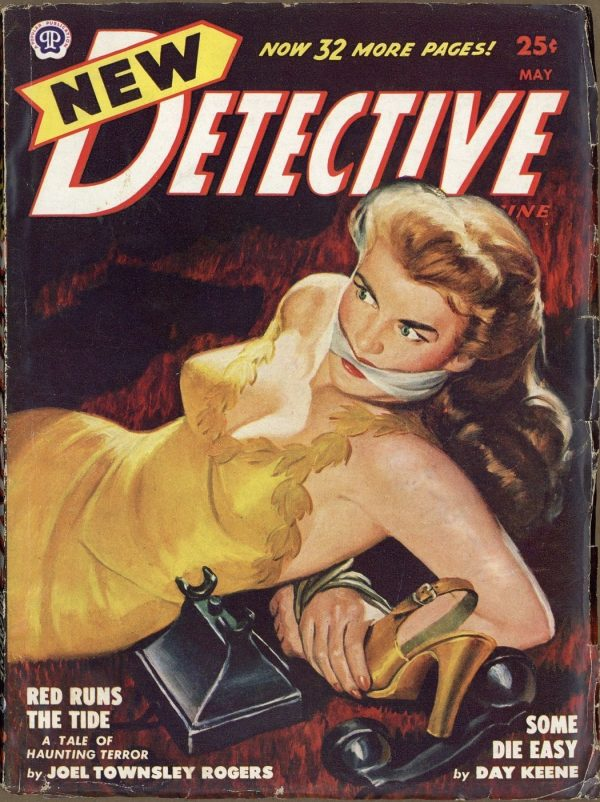 New Detective Magazine May 1948