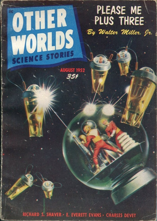 Other Worlds August 1952