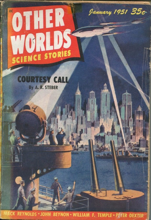 Other Worlds January 1951