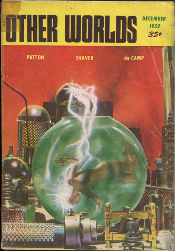 Other Worlds Science Stories, December 1952