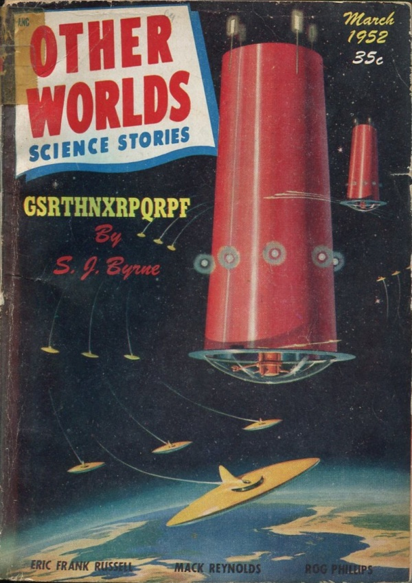 Other Worlds Science Stories, March 1952