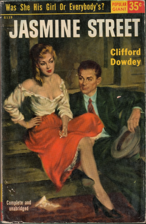 Popular Library #G-119 1953