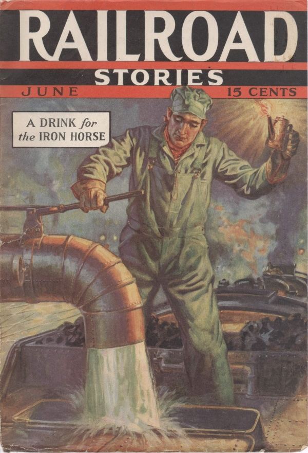 Railroad-Stories-June-1937