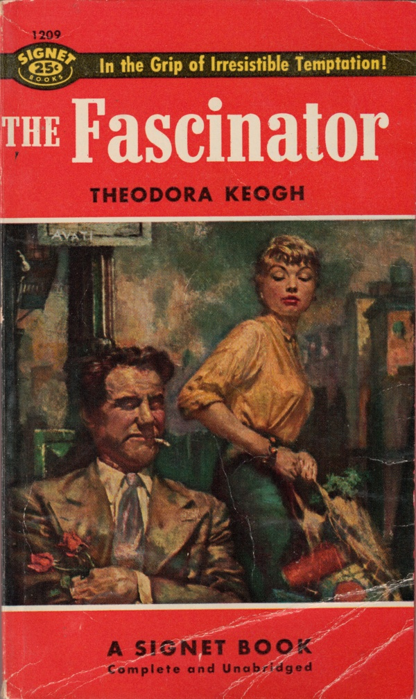 Signet Book #1209, 1955