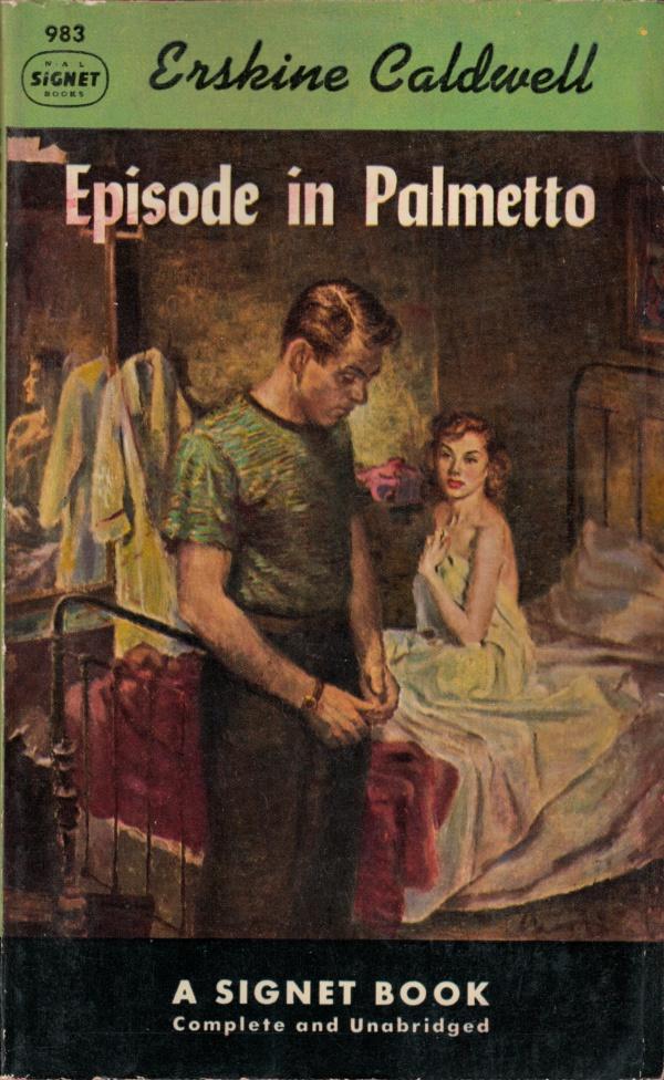 Signet Books 983, 1953