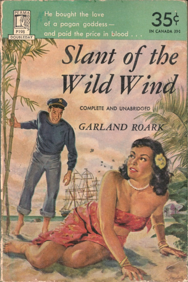 Slant Of The Wild Wind Permabooks 1953