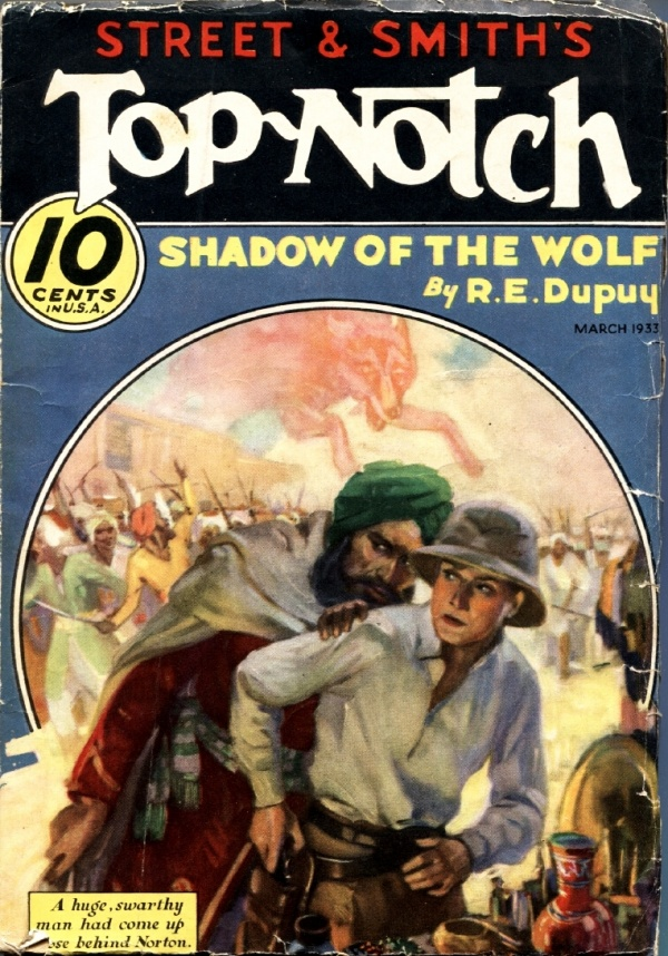 Top Notch March 1933