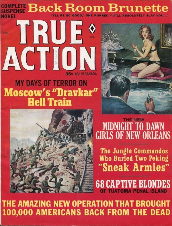 True Action December 1965