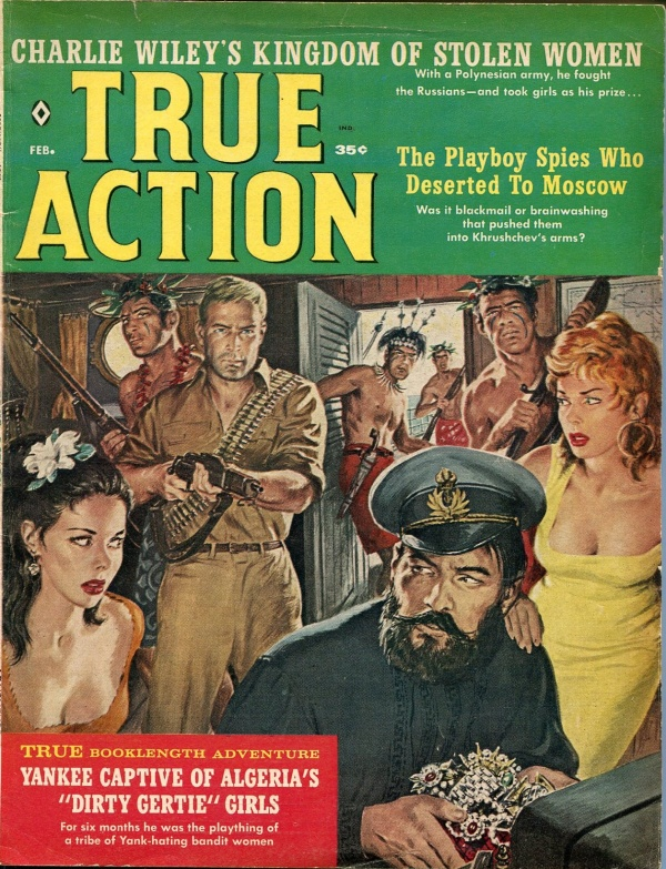 True Action February 1961