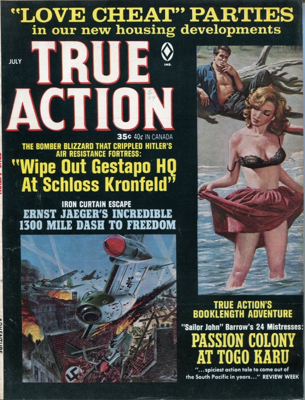 True Action July 1966