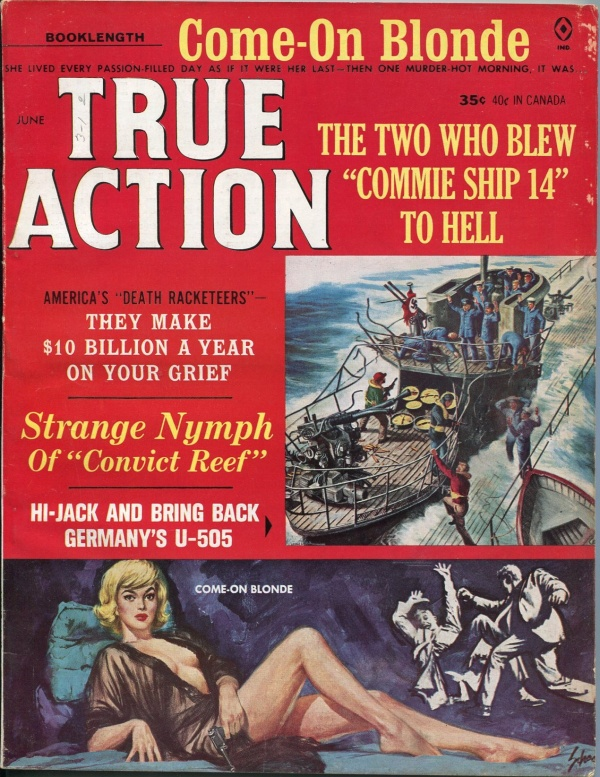 True Action June 1965