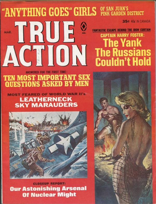 True Action March 1966