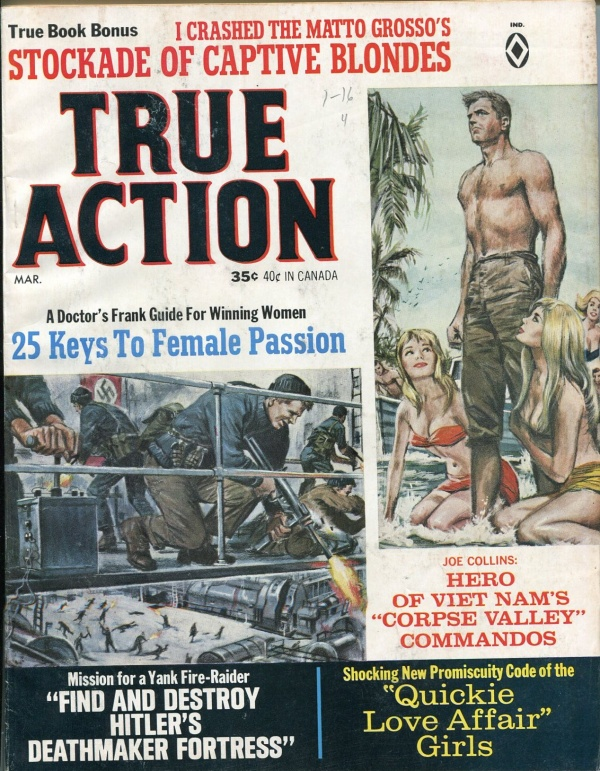 True Action March 1967