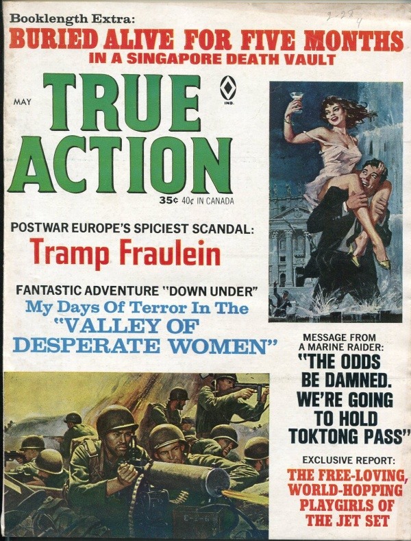 True Action May 1966