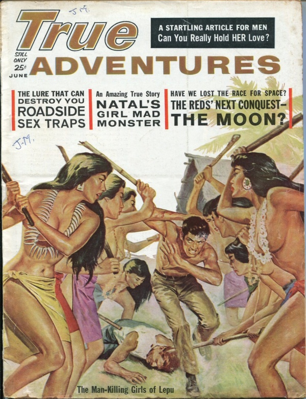 True Adventures June 1961