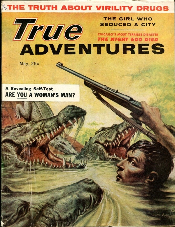 True Adventures May 1957