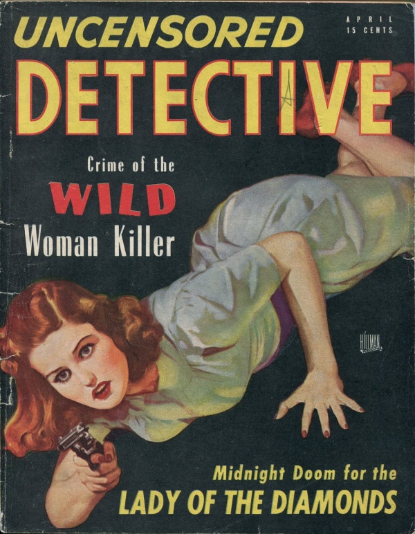 Uncensored Detective April 1947
