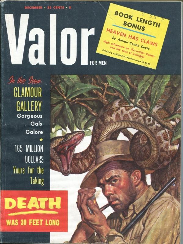 Valor December 1958