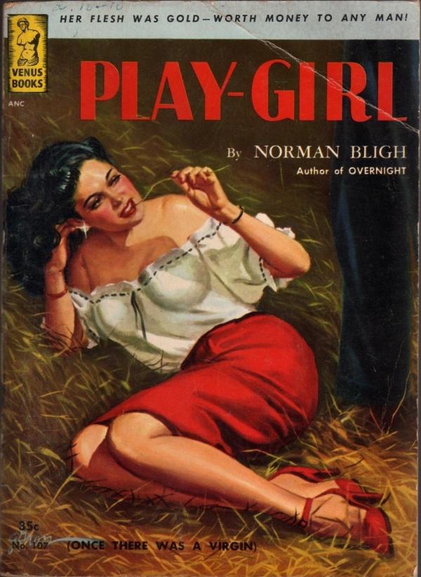 Venus Books 107 1950