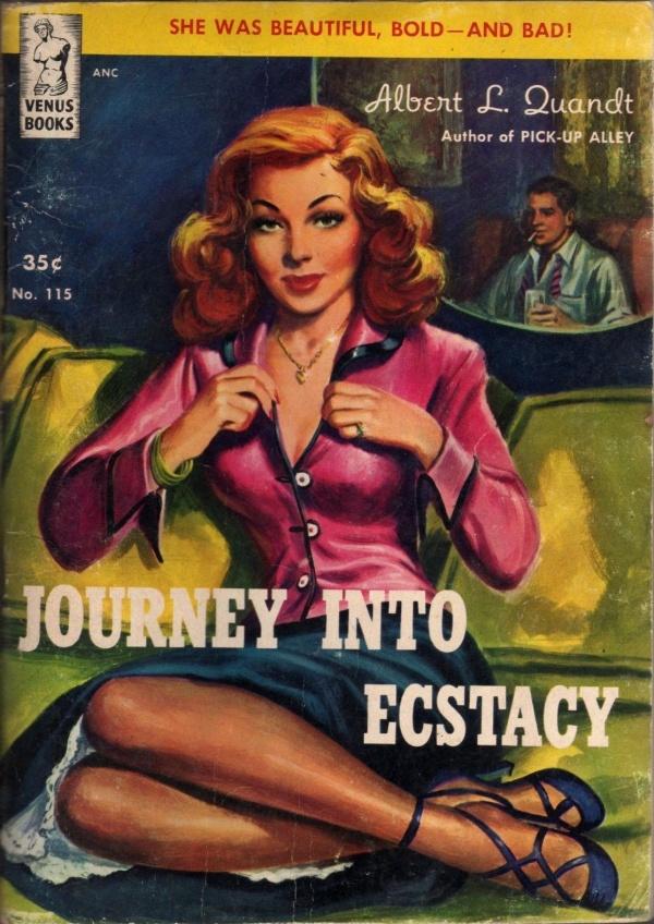 Venus Books #115 1951