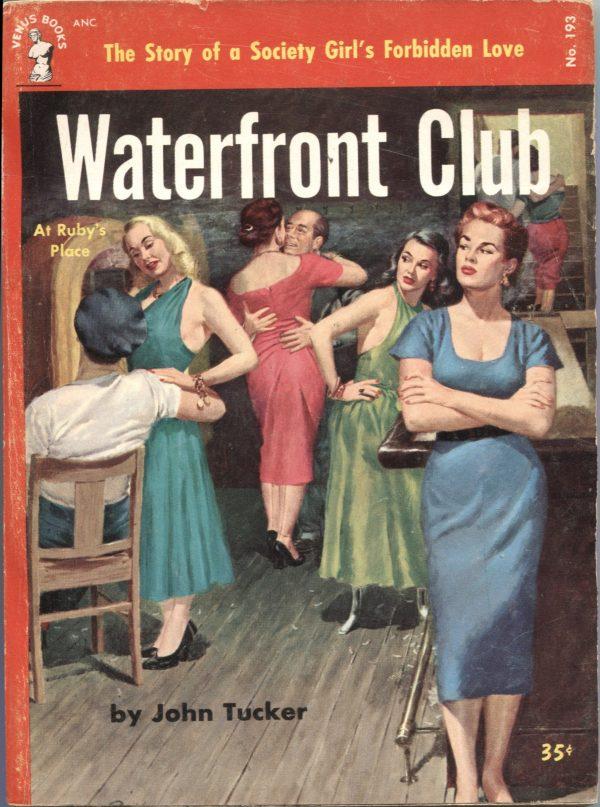 Venus Books #193 1956